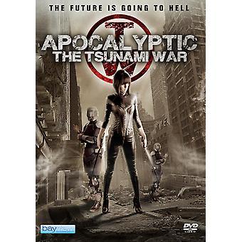 Apokalyptinen: Tsunamin sota [DVD] USA:n tuonti