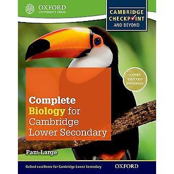 Complete biologie voor Cambridge Lower Secondary