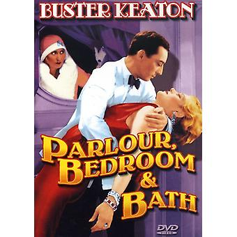 Buster Keaton - salon slaapkamer & bad (1931) [DVD] USA import