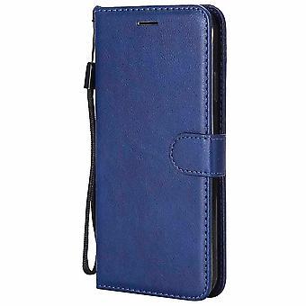 Custodia protettiva anti-knock Pu Leather Flip Wallet per Huawei