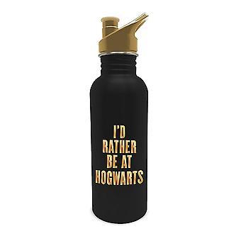 Harry Potter Id eher bei Hogwarts Sportflasche sein