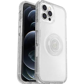 Otterbox Pop Symmetry Clear Back cover Apple iPhone 12 Pro Max Transparent