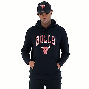 Uusi aikakausi Nba Chicago Bulls Team Logo Hood