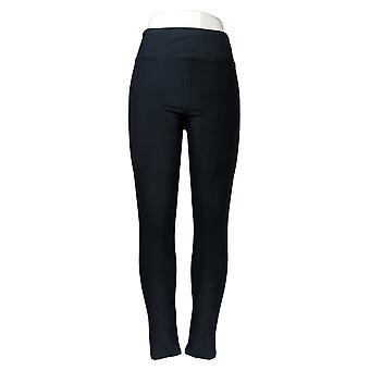 Legacy Leggings Brushed Jersey Pull On Waistband Blue A342928