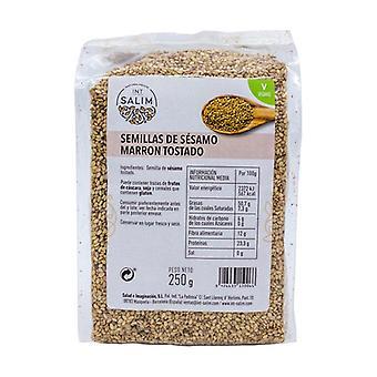 Toasted Sesame Seeds 250 g