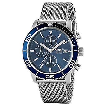 Montres Aviator Silver Men