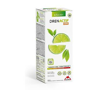 Drenactif Green and Mate Tea 500 ml