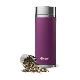 Inox Isothermal Teapot - Purple 300 ml