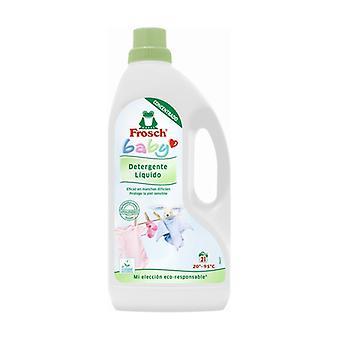 Baby flydende vaskemiddel Eco 1500 ml