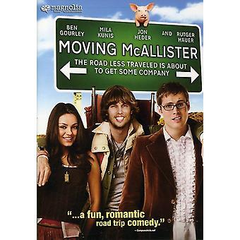 Moving McAllister [DVD] USA import