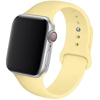Silicone Strap For Apple Watch Band ( Set 4)