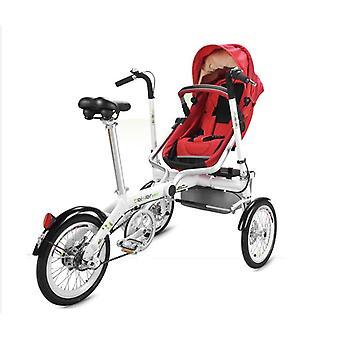 Bike Travel  Bicycle 3 Wheel  Baby Stroller