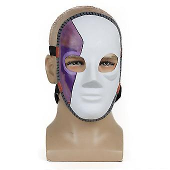 Sally Face Latex Masque Halloween Cosplay Props