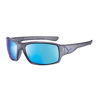 Cebe Haka CBHAKA8 MATT TRANSLUCENT BLUE/Zone Grey Blue Sunglasses