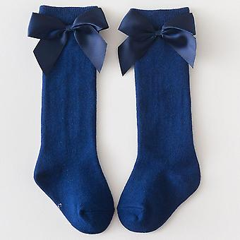 New Baby Socks Bows Knee High Princess Socks For Sweet Cute Long Tube Kids