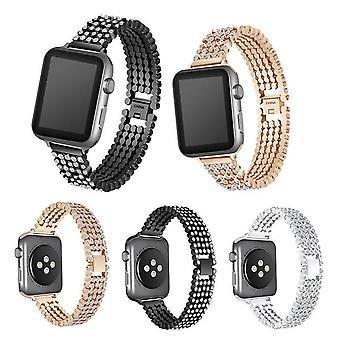 Shine Diamond Watch Band For Apple Watch Strap Series 4/3/ 2/1