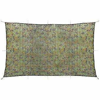 Camouflage net with storage bag 9.8'x16.4'