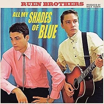 Ruen Brothers - All My Shades of Blue [CD] USA import