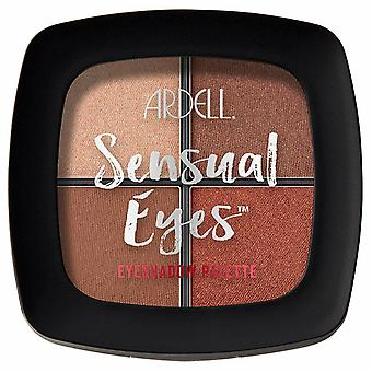 Ardell Beauty High Pigmented 4 Shade Sensual Eyeshadow Palette