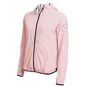 Calvin Klein Golf Mujeres G Arena Chaqueta completa zip manga larga outerwear top