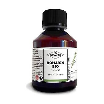 Rosemary hydrosol organic cosmetic 100 ml of floral water
