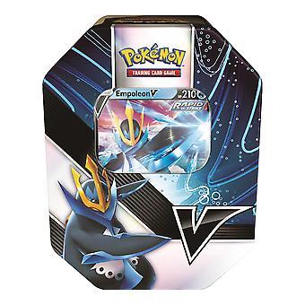 Pokemon TCG: V Strikers Tin Empoleon V
