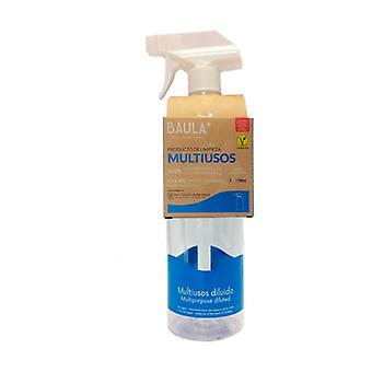 Multipurpose cleaner and glass cleaner pack 2 units