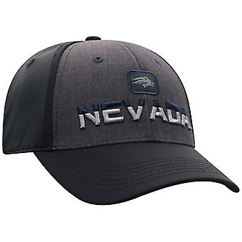 Nevada Wolfpack NCAA BLÅR Tag Stretch Monteret Hat
