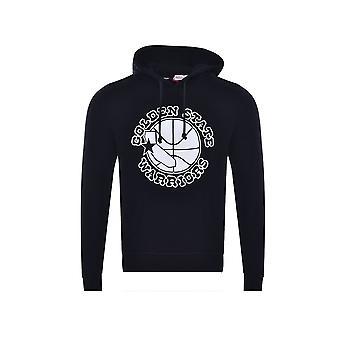 Mitchell & Ness Golden State Warriors MNNBAINTL670GOLWARWHTBLK universal all year men sweatshirts