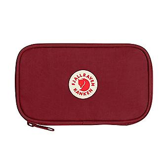 Fjallraven F23781 326, Unisex Adult Wallets, Red (Ox Red), 19 Centimeters
