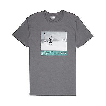 Billabong Swell Seeker camiseta de manga corta en gris