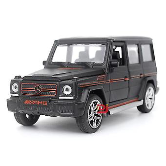 New 1:32 G65 Off-road Alloy Car Model Sound And Light Pull Back Children's Toy Car ES11492