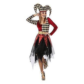 Kostuum voor volwassenen 115583 Harlekijn