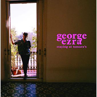 George Ezra - Bor på Tamaras CD
