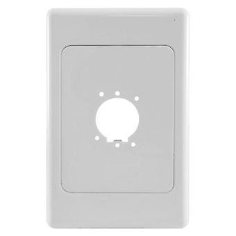 Pro2 Xlr Blank Wall Plate