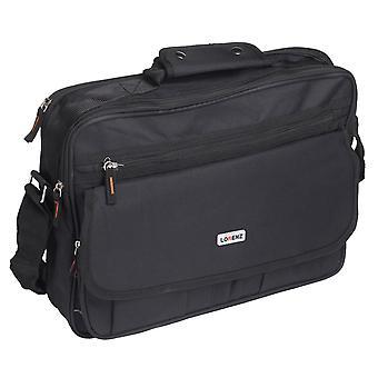 Stor Unisex Canvas laptop väska
