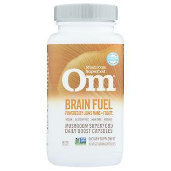 Organic Mushroom Nutrition Brain Fuel Superfood, 90 Caps