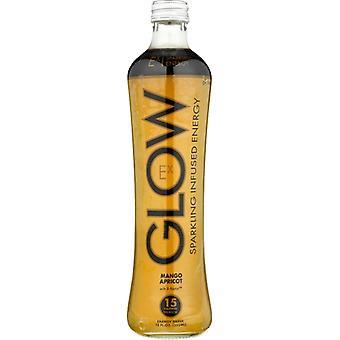 Glow Beverages Bev Sprkl Mngo Apct Enrgy, Sprawa 12 X 12 Oz