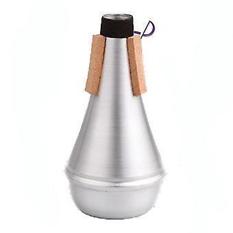 Alluminum Trąbka Mute Practice Akcesoria Trąbka Muffler