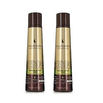 Macadamia naturlig oljeutjämning balsam 300Ml