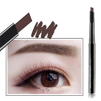 Waterproof Rotatable Eyebrow Pencil Pen Cosmetics Makeup Single Head Portable