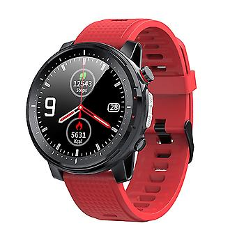 2021 Full Touch Smart Watch Men Sports Clock Ip68 Waterproof Heart Rate Monitor Smartwatch For Ios Android Phone Md15