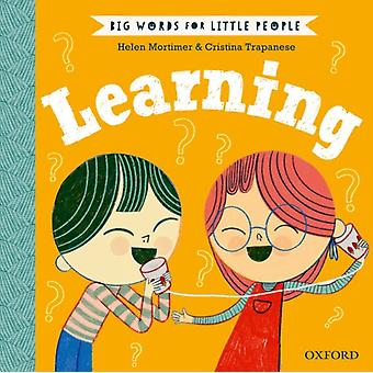 Big Words for Little People Learning by Helen Mortimer