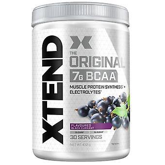Xtend, Blackcurrant - 432 grams