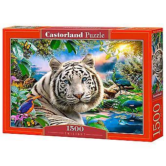 Castorland, Puzzle - Twilight - 1500 Pieces