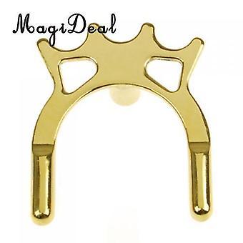 Brand Professional Durable Deluxe Brass Bridge Head Pool Cue Stick