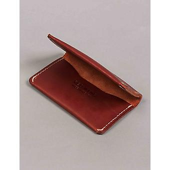 Red Wing 95013 Leather Card Holder Wallet - Oro Russet Frontier