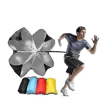 Velocità Resistenza Paracadute Velocità Ombrello Forza Fisica Allenamento Resistenza Atletica Atletica Corsa