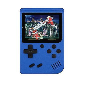 Videospielkonsolen Handheld-Game-Player tragbare 3 Zoll 400 Retro-Spiele in 1 klassischem 8-Bit-LCD