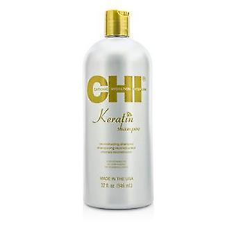 Chi Keratin Shampoo Shampoo - 946ml / 32oz reconstrueren